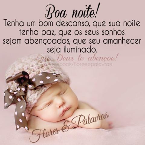 Boa Noite Tenha Um Bom Descanso Que Sua Noite Tenha Paz Que Os