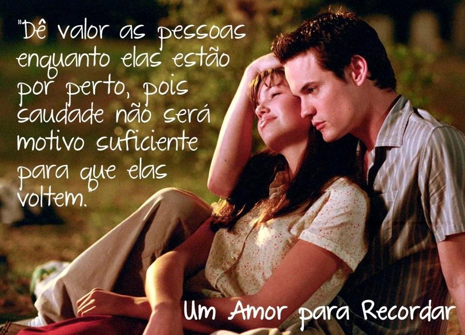 Um Amor pra Recordar